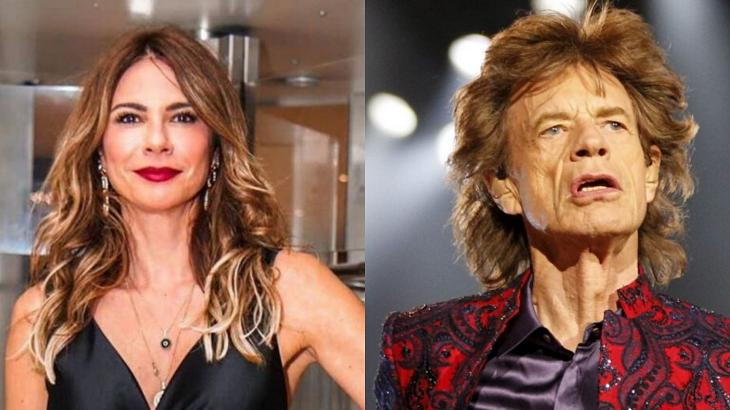 Segurança revela como Luciana Gimenez conheceu Mick Jagger (Foto: Reprodução)