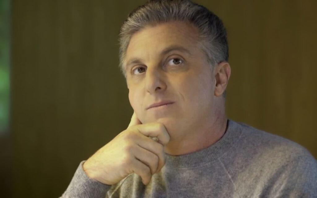Dono do maior salário da Globo, apresentador Domingão com Huck (Foto: Reprodução)