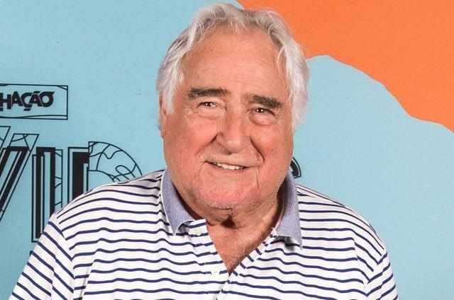 Ator Luís Gustavo morre aos 87 anos (Foto: Divulgação/TV Globo)