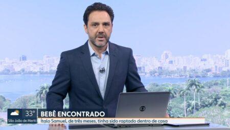 Ascenção de Paulo Renato Soares gera tumulto e ciúmes nos bastidores do Jornal Nacional da Globo (Foto: Reprodução)
