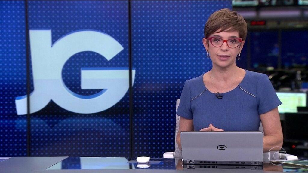 Audiências 16/09/21: Record ganha da Globo pelo segundo dia seguido com A Fazenda 13 e jornal fica na pior com Renata Le Prete (Foto: Reprodução)