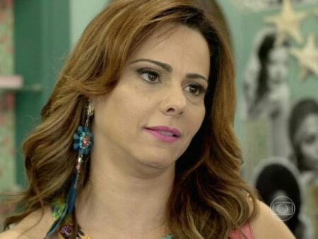 Naná (Viviane Araújo) em Império (Reprodução/TV Globo).
