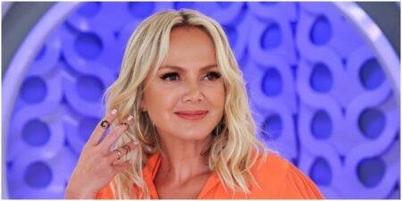 Eliana, apresentadora do SBT (Foto: Reprodução)