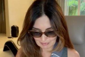 Apresentadora da Globo Fátima Bernardes (Foto: Reprodução)