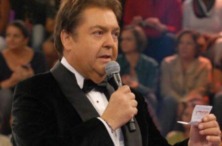 Faustão ainda é o apresentador mais bem pago da TV brasileira (Foto: Reprodução/Globo)