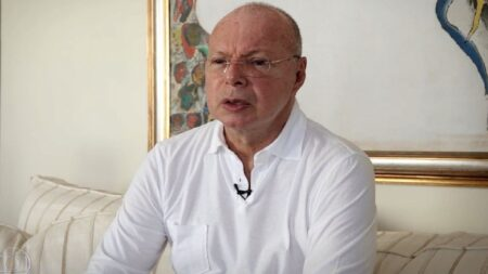 Autor da Globo Gilberto Braga (Foto: Reprodução)