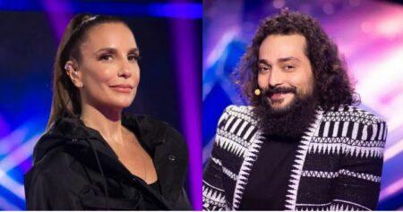 Globo aposta em Ivete e Edu Sterblitch para salvar ibope de Fernanda Gentil (Foto: Reprodução)