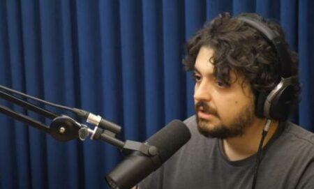 Monark é detonado ao expor opinião sobre liberdade de expressão (Foto: Reprodução)